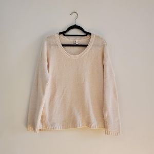 Madewell Sweaters - Wallace Madewell Honeycomb Sweater / L